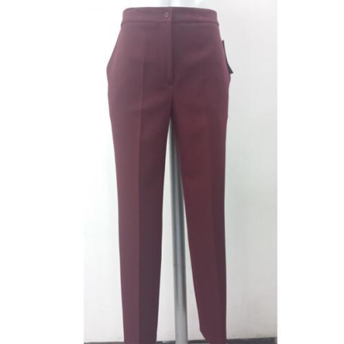 Distinguido Pantalon De Vestir Para Dama Que Moldea Tu