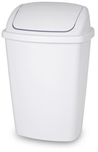 Botes de basura con tapa 7 5 gal 28 l contenedor de for Mejor pegamento para plastico