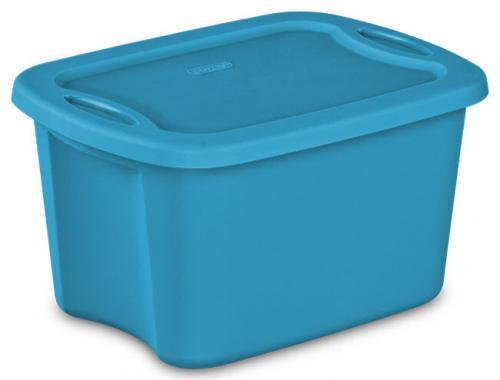 Pl sticos sterilite empresas en e - Caja plastico con tapa ...