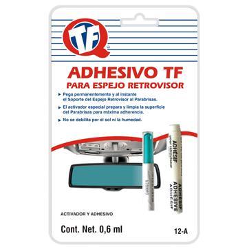 Adhesivo tf espejo retrovisor pega exclusivamente metal for Espejo que se pega