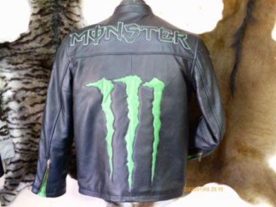 05d2240b9e0 chamarras deportivas Monster para motociclistas en tultitlan